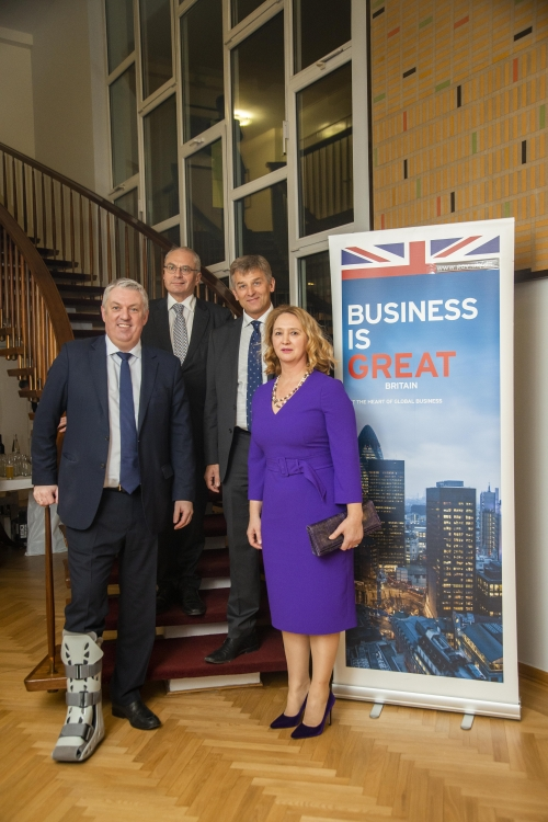 THE BRITISH-SERBIAN CHAMBER OF COMMERCE BACK IN BELGRADE FOR 2020