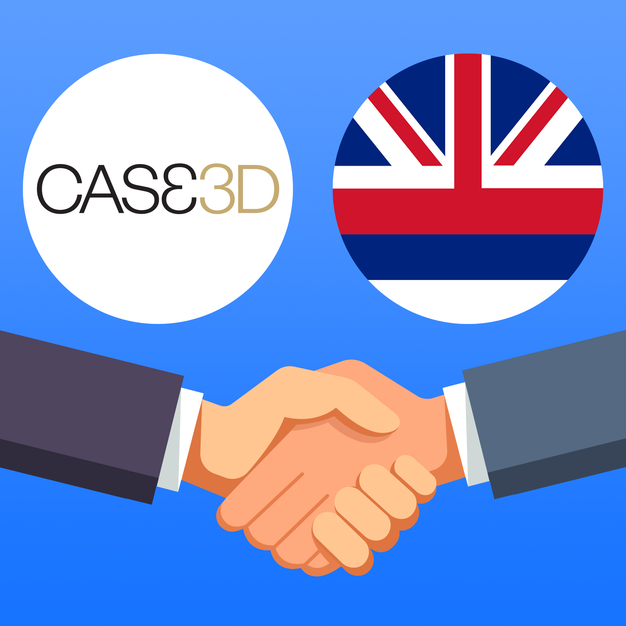 CASE3d joins british serbian chamber of commerce