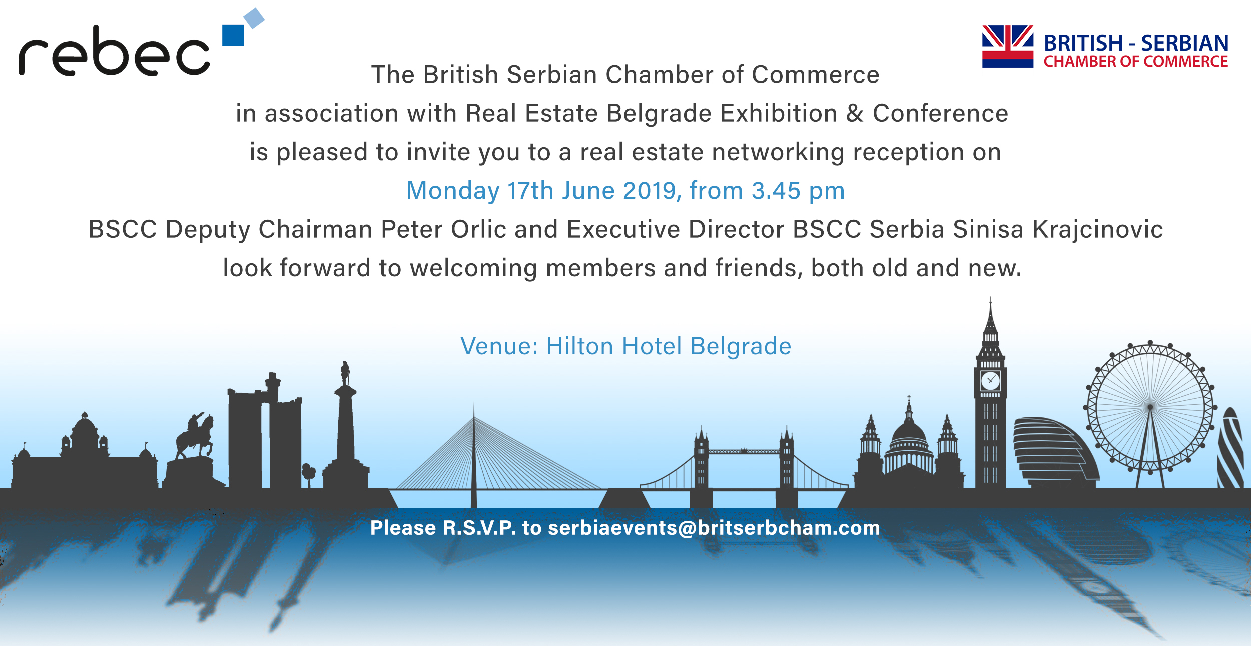 REBEC - SEE Real Estate Belgrade Exhibition and Conference